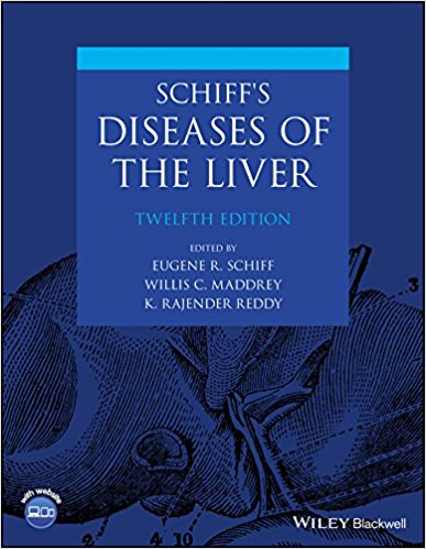 Schiff's Diseases of the Liver, 12ed - Original PDF