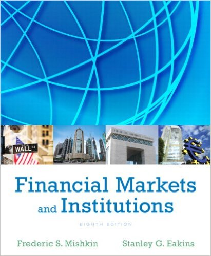 Financial Markets and Institutions 8th Edition-EPUB