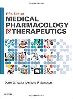 Medical Pharmacology and Therapeutics, 5e-Original PDF