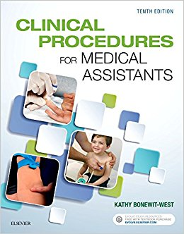 Clinical Procedures for Medical Assistants, 10e-Original PDF