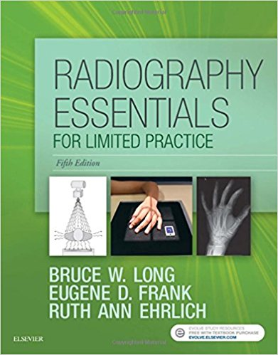 Radiography Essentials for Limited Practice, 5e-Original PDF
