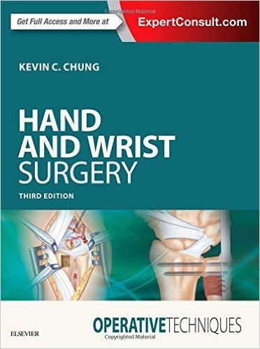 Operative Techniques: Hand and Wrist Surgery, 3e - Original PDF+Videos