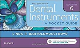 Dental Instruments: A Pocket Guide, 6e-Original PDF