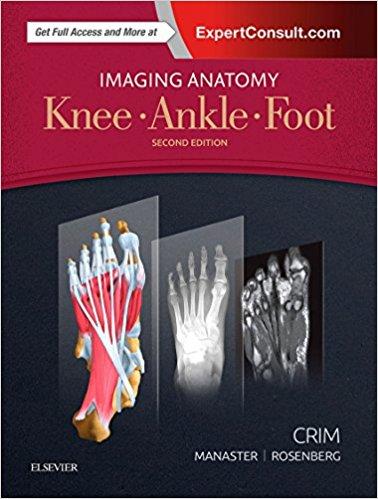 Imaging Anatomy: Knee, Ankle, Foot, 2e-Original PDF