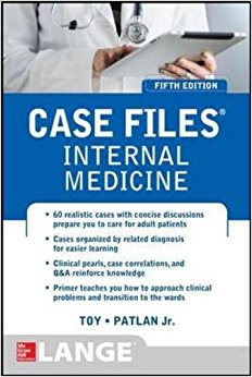 Case Files Internal Medicine, Fifth Edition (LANGE Case Files)-Original PDF