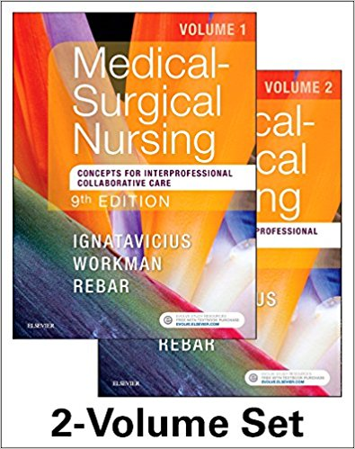 Medical-Surgical Nursing: Concepts for Interprofessional Collaborative Care, 2-Volume Set, 9e-Original PDF