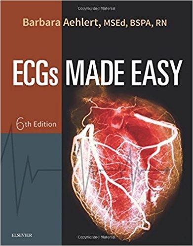 ECGs Made Easy, 6e-Original PDF