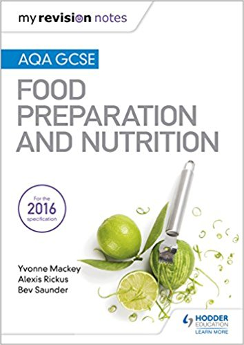aqa home economics food and nutrition coursework A full exemplar coursework for aqa gcse food tech course graded at a.