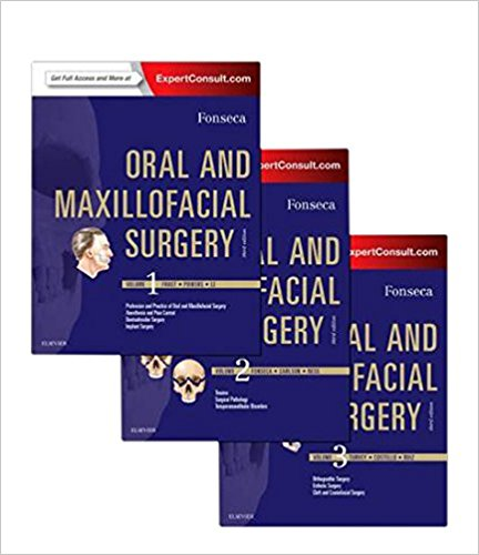 Oral and Maxillofacial Surgery: 3-Volume Set, 3e-Original PDF