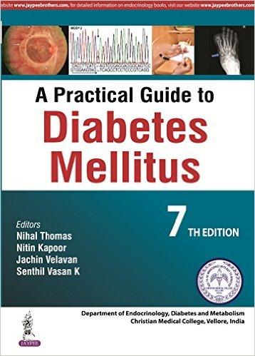 A Practical Guide to Diabetes Mellitus, 7th Edition - ORIGINAL PDF