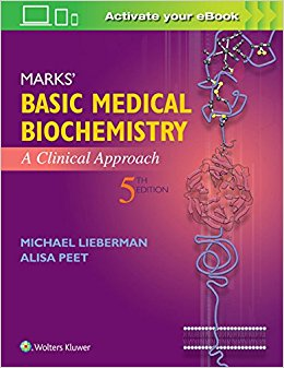 Marks' Basic Medical Biochemistry: A Clinical Approach 5th Edition-EPUB