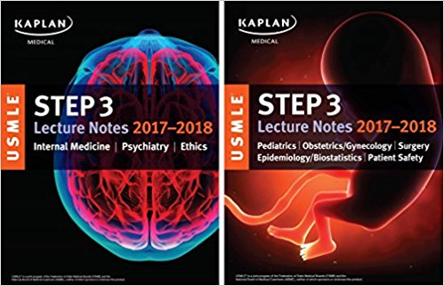 USMLE Step 3 Lecture Notes 2017-2018: 2-Book Set (USMLE Prep)-Original PDF