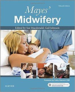 Mayes' Midwifery, 15e-Original PDF