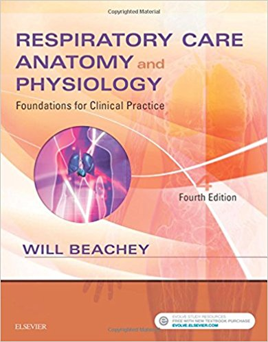 Respiratory Care Anatomy and Physiology: Foundations for Clinical Practice, 4e-Original PDF