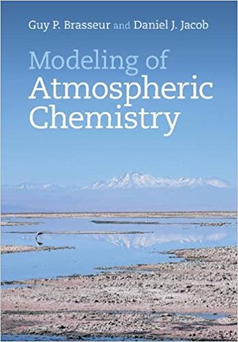 Modeling of Atmospheric Chemistry-Original PDF