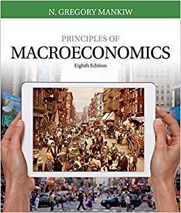 Principles of Macroeconomics (Mankiw's Principles of Economics) 8th edition-Original PDF