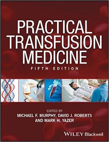 Practical Transfusion Medicine 5th Edition – Original PDF