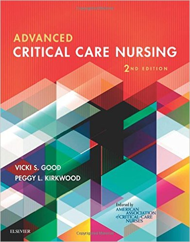 Advanced Critical Care Nursing, 2e-Original PDF