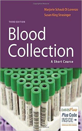 Blood Collection: A Short Course-Original PDF