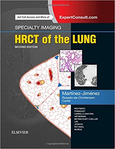 Specialty Imaging: HRCT of the Lung, 2e-Original PDF
