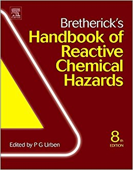Bretherick's Handbook of Reactive Chemical Hazards, Eighth Edition-Original PDF