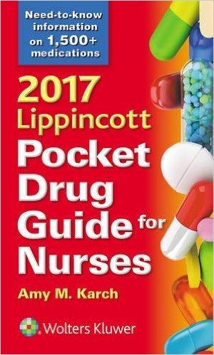 lippincott nursing drug guide 2016 pdf
