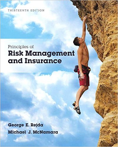 Principles of Risk Management and Insurance 13th Edition-EPUB