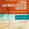 Clinical Review of Oral and Maxillofacial Surgery: A Case-based Approach, 2e – Original PDF