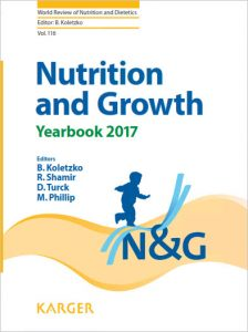 Nutrition and Growth: Yearbook 2017-Original PDF