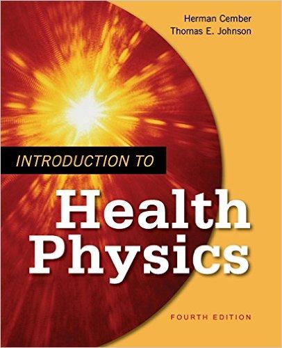 Introduction to Health Physics Fourth Edition – Original PDF