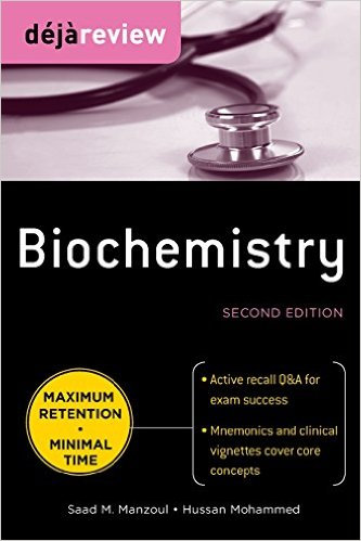Deja Review Biochemistry, Second Edition - Original PDF