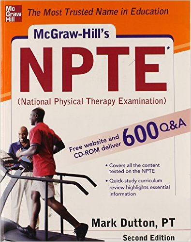 McGraw-Hills NPTE National Physical Therapy Exam, Second Edition - EPUB