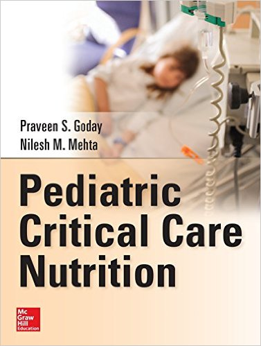Pediatric Critical Care Nutrition - EPUB