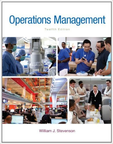 Operations Management 12th Edition - Original PDF