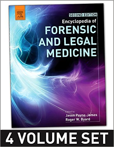 Encyclopedia of Forensic and Legal Medicine, Second Edition - Original PDF