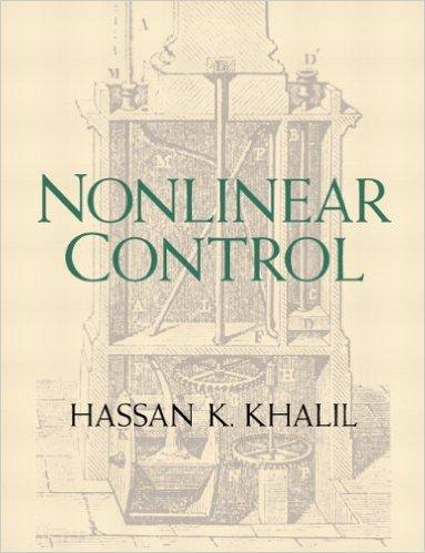 khalil non linear control pdf