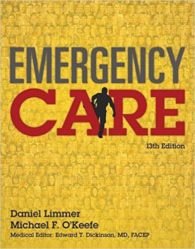 Emergency Care (13th Edition) (EMT) - Original PDF