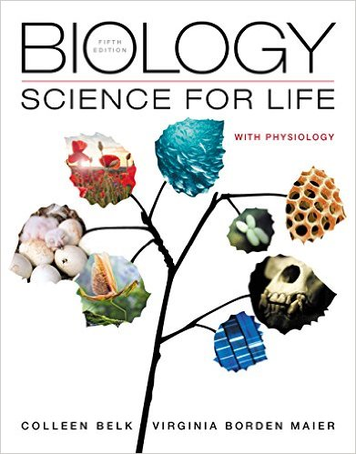 Biology: Science for Life with Physiology 5th Edition - EPUB