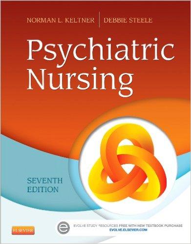 Psychiatric Nursing, 7e – Original PDF