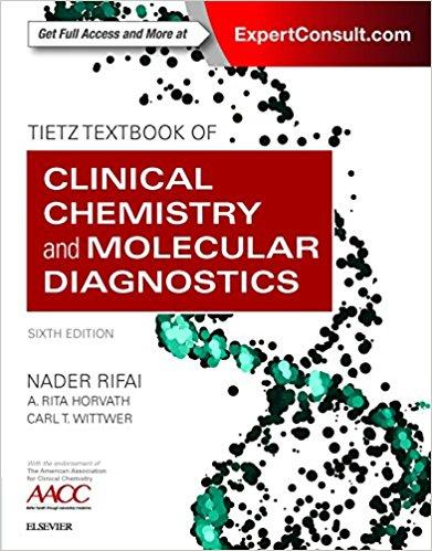 Tietz Textbook of Clinical Chemistry and Molecular Diagnostics, 6e-EPUB