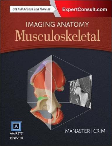 Imaging Anatomy: Musculoskeletal, 2e – Original PDF