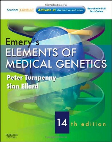 Emery's Elements of Medical Genetics, 14e  – Original PDF