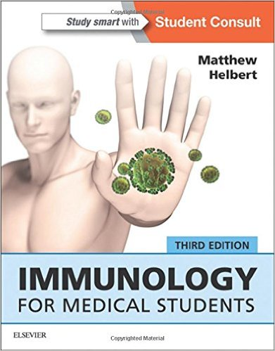Immunology for Medical Students, 3e 3rd Edition - PDF