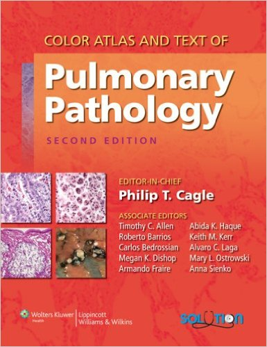 Color Atlas and Text of Pulmonary Pathology 2nd Edition - Original PDF