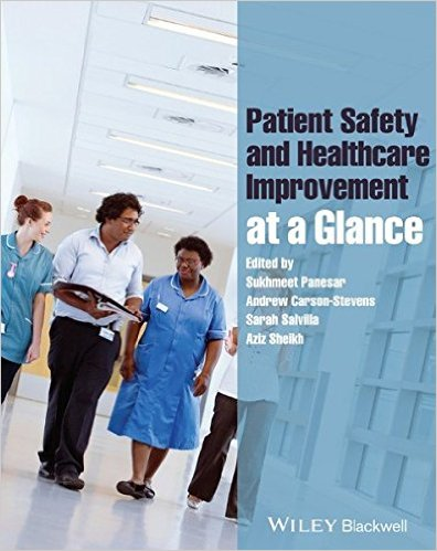 Patient Safety and Healthcare Improvement at a Glance - Original PDF