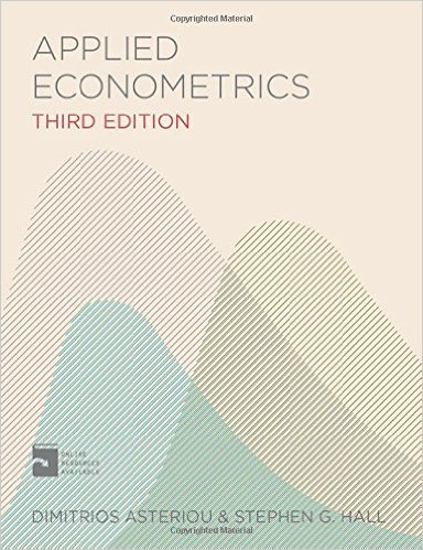 Applied Econometrics 3rd Edition - Original PDF