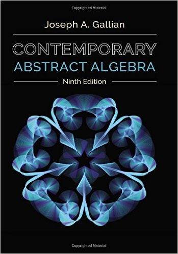 Contemporary Abstract Algebra 9th Edition - Original PDF
