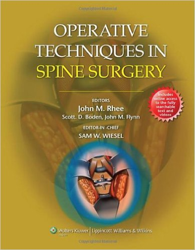 Operative Techniques in Spine Surgery – Original PDF