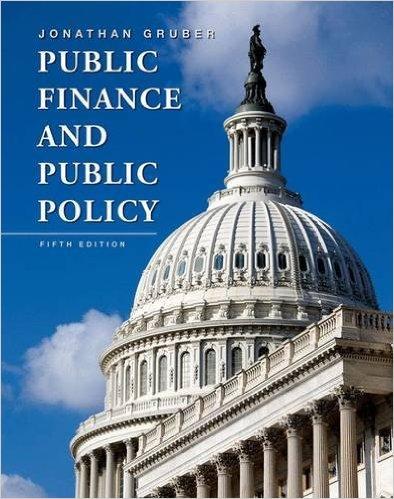 Public Finance and Public Policy 5th Edition - Original PDF