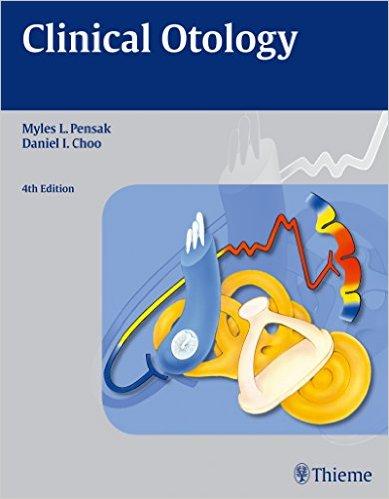 Clinical Otology 4th edition – Original PDF